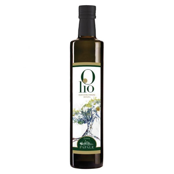 Sizilianisches Olivenöl in der Flasche 50cl