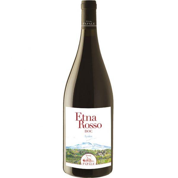 Sizilianischer Rotwein Lysios 75cl Flasche