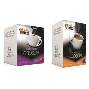 Verzì Caffè Aroma Ricco Kapseln