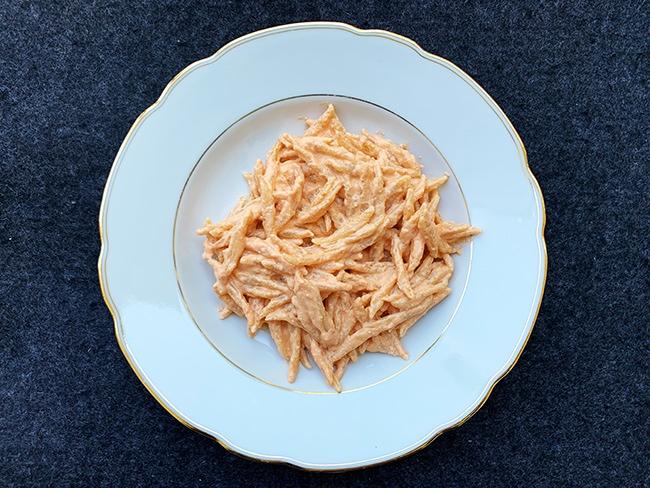 Pasta mit Walnusspesto